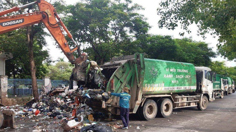 Hà Nội yêu cầu đảm bảo quyền lợi cho hơn 200 công nhân môi trường bị nợ lương