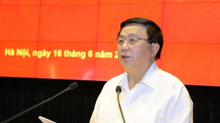 Khắc phục cho được khâu yếu trong tổ chức thực hiện Nghị quyết Đại hội Đảng