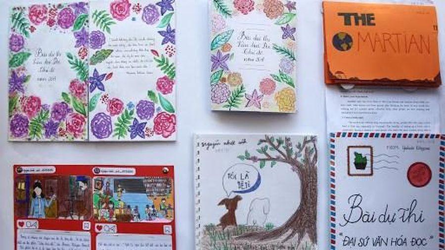 Hà Nội tổ chức tôn vinh Đại sứ văn hóa đọc