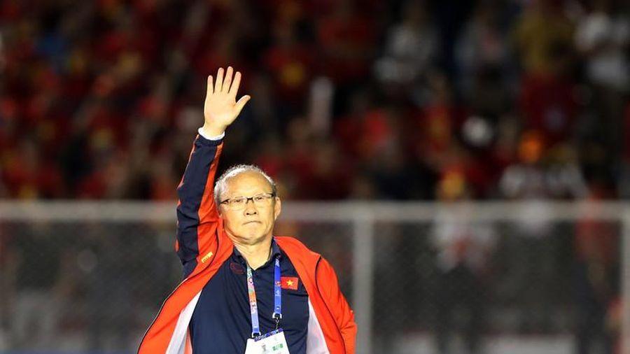 Thầy trò ông Park chờ đến ngày 1-7 nhận diện đối thủ