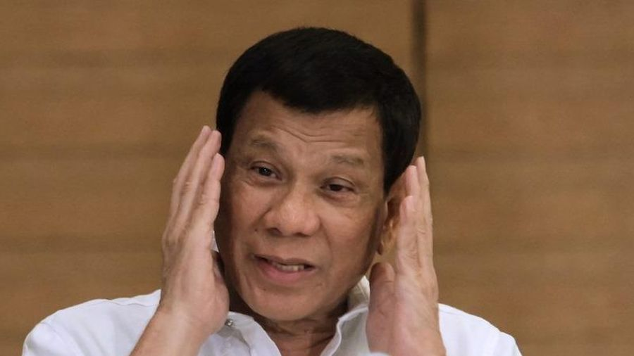 Ông Duterte: 'Tranh cử phó tổng thống Philippines, ý tưởng tốt làm sao!'