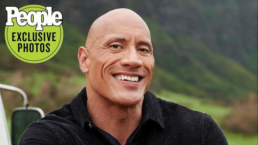 'Tôi chỉ là The Rock'