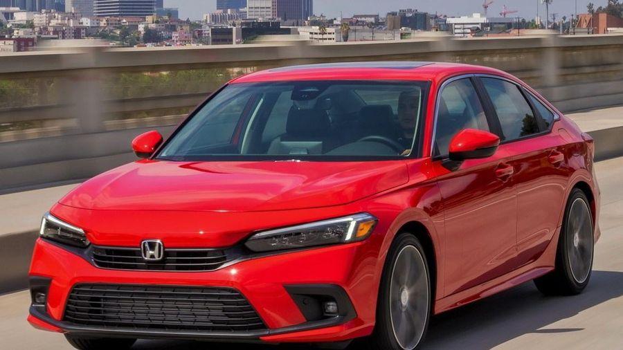 Honda Civic 2022 mở bán tại Mỹ, đầy đủ công nghệ hỗ trợ lái
