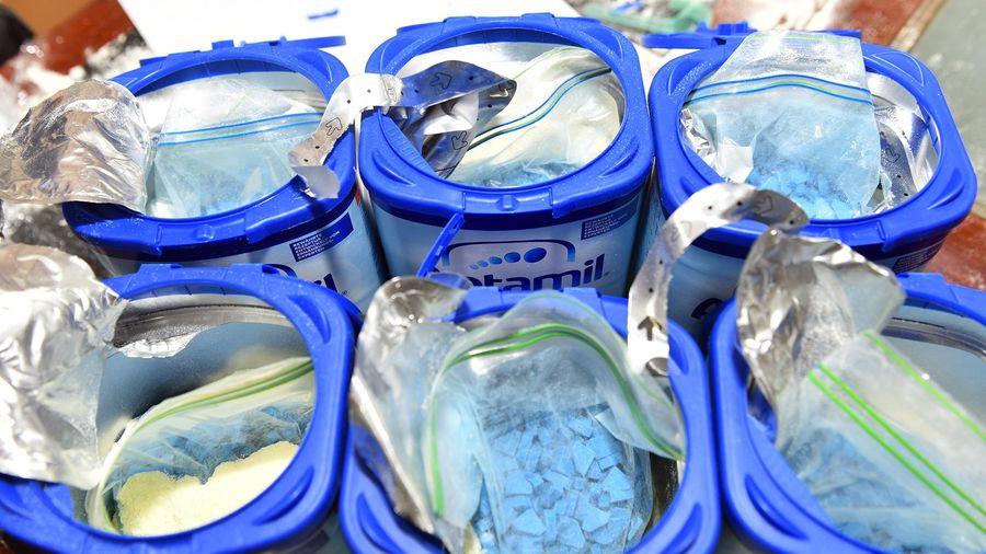 Đường dây vận chuyển 127 kg ma túy từ châu Âu về Việt Nam