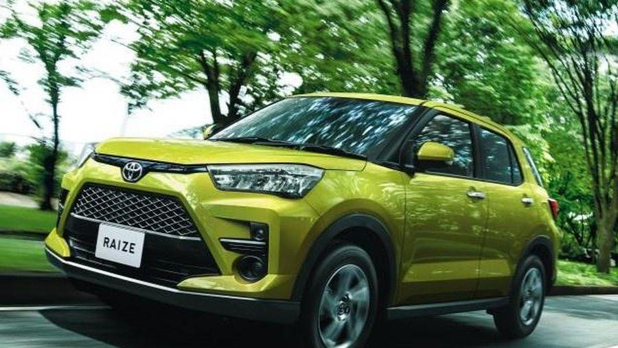 Phiên bản giá rẻ của SUV cỡ nhỏ Toyota Raize dùng động cơ 1.2L
