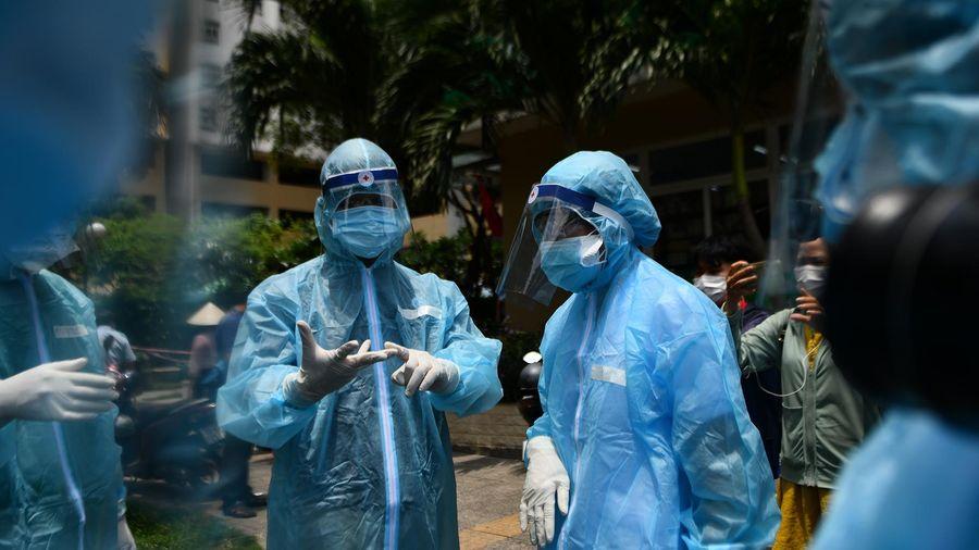Việt Nam ghi nhận số lượng bệnh nhân Covid-19 mới cao kỷ lục