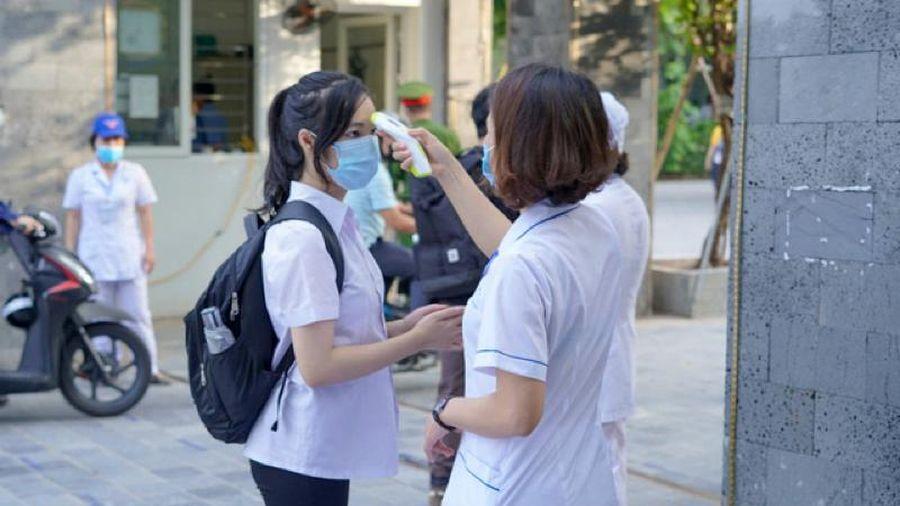Thêm cơ hội cho thí sinh Thái Bình thi vào lớp 10 năm học 2020 - 2021
