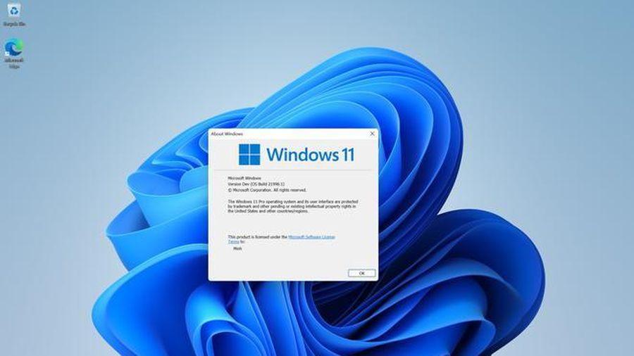 Lộ diện Windows 11