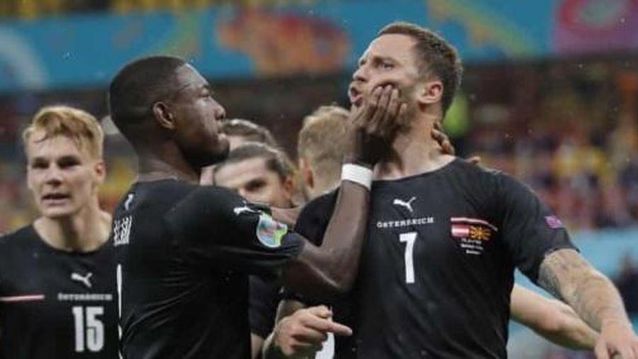 Xúc phạm đối thủ, sao tuyển Áo bị treo giò tại EURO 2020