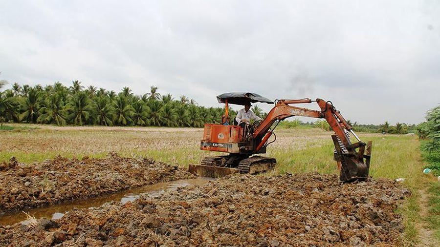 Tự phát chuyển đổi canh tác trên đất trồng lúa và những hệ lụy đặt ra