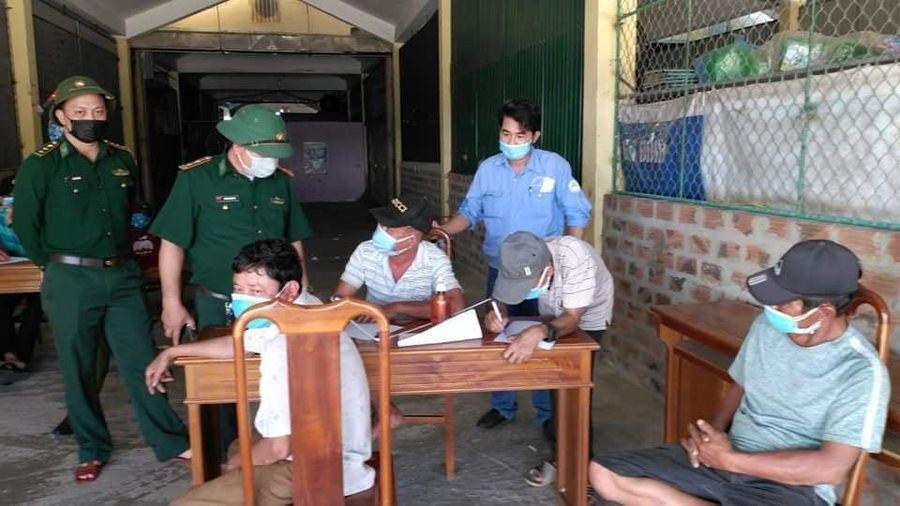 Lộc Hà, Hà Tĩnh; Bị phạt 35 triệu đồng vì trốn cách ly