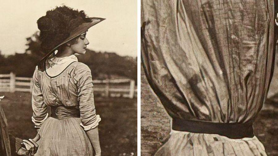 Kỳ lạ những xu hướng thời trang gây hoang mang trong quá khứ