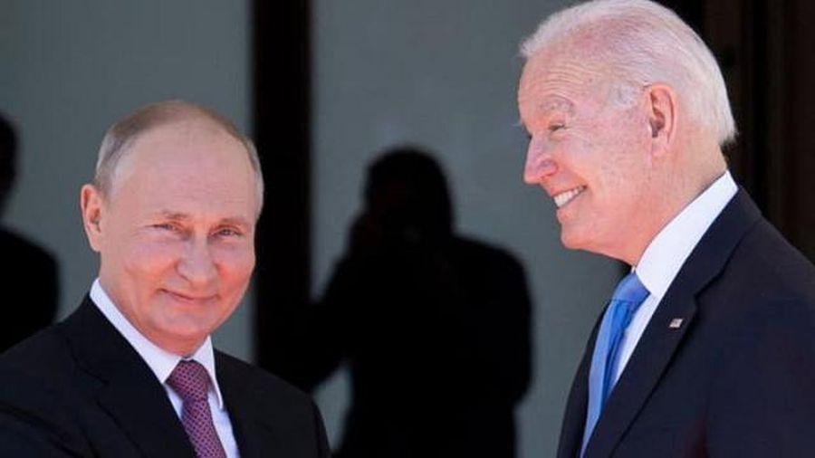 Chiến tranh hạt nhân được nêu trong tuyên bố chung Nga – Mỹ sau thượng đỉnh lịch sử