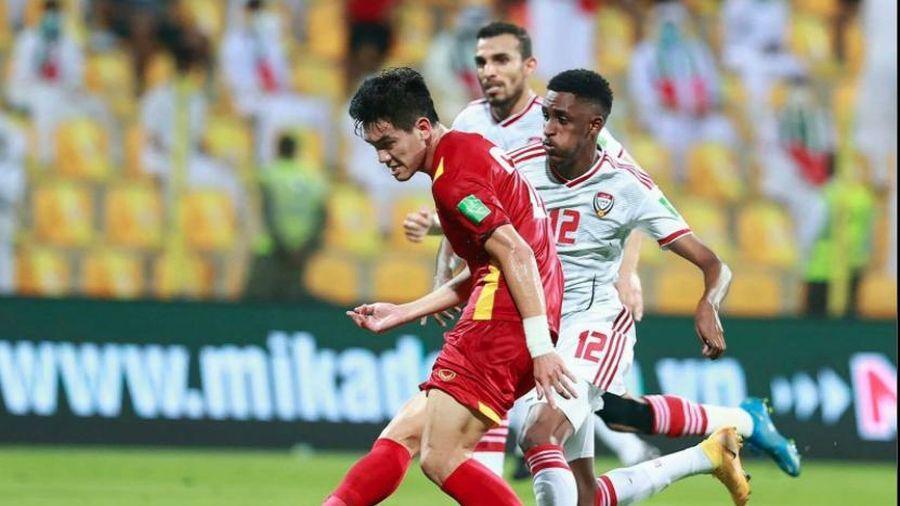 FIFA khen ngợi tuyển Việt Nam và tiền đạo Tiến Linh