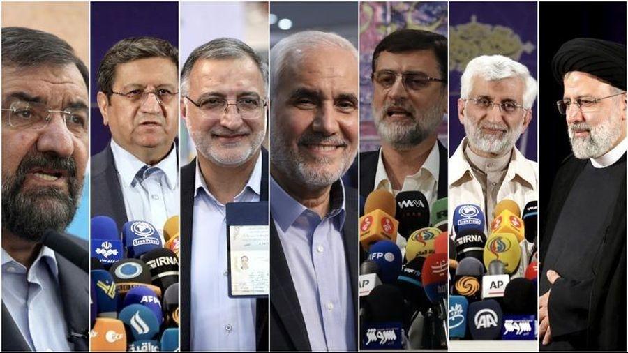 Bầu cử Iran: Ông Rouhani kêu gọi người dân 'không xa lánh'; danh sách ứng viên tổng thống còn 5 người