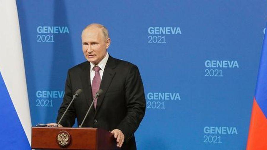 Tổng thống Putin nói về hợp tác Nga - Mỹ ở Bắc Cực