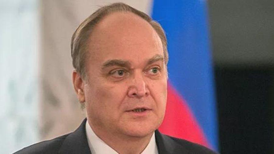 Đại sứ Nga sẽ trở lại Mỹ vào cuối tháng 6/2021