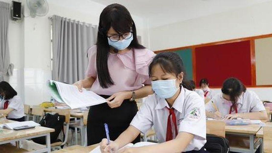 Bắc Giang giảm thời gian bài thi vào lớp 10 THPT công lập