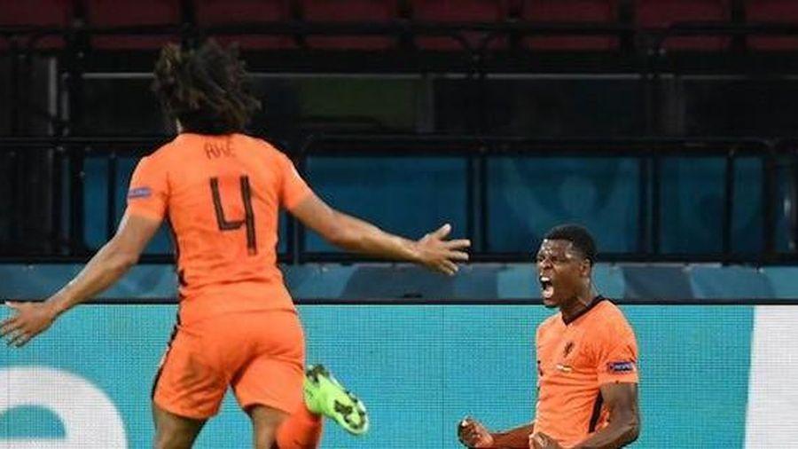 Hà Lan - Áo: 'Cơn lốc màu da cam' tiếp mạch trận thắng