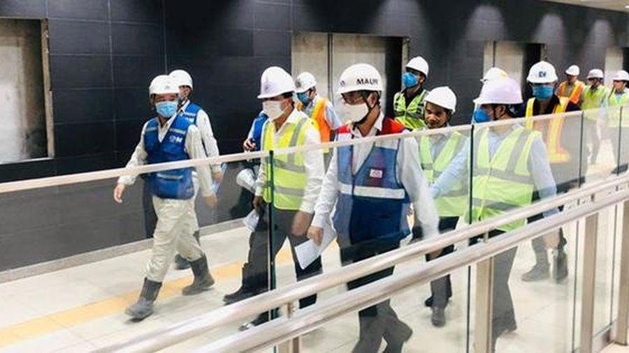 Gần 2.500 tỷ đồng metro Bến Thành - Suối Tiên: Chưa thể giải ngân