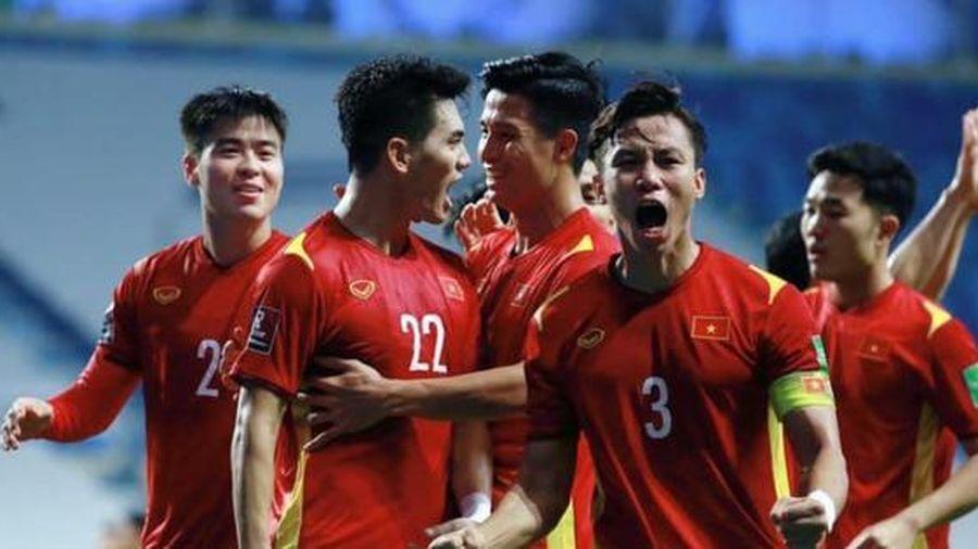 Tuyển Việt Nam xác định được đối thủ ở vòng loại World Cup ngày 1/7