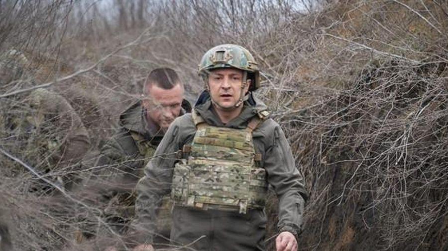 Điện Kremlin: Việc Ukraine gia nhập NATO sẽ là 'lằn ranh đỏ' với Moscow