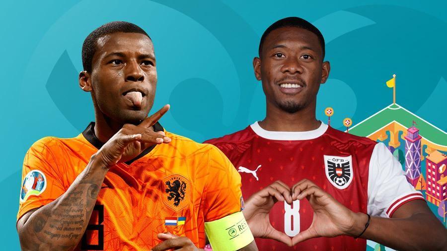 Nhận định Hà Lan vs Áo: Tranh chấp ngôi đầu