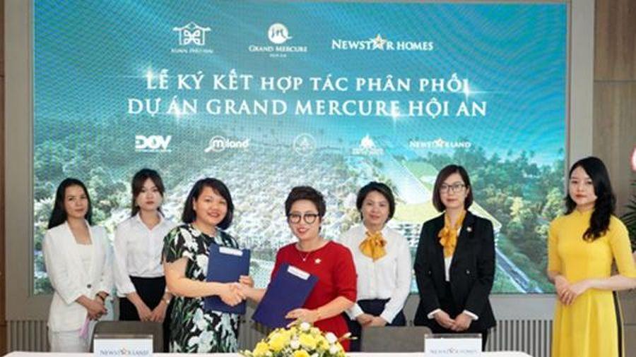 NewstarLand là đại lý phân phối chính thức dự án Grand Mercure Hoi An