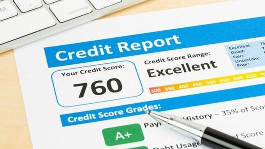 Quy định mới về cung cấp sản phẩm thông tin tín dụng
