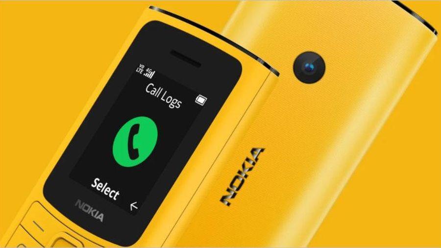 Nokia 110 4G và 105 4G ra mắt: kết nối LTE cùng thiết kế mới