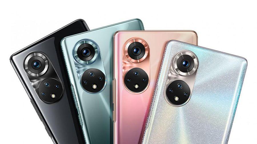 Honor 50 series ra mắt: màn hình 120Hz, camera hầm hố 108MP, giá từ 8,6 triệu đồng