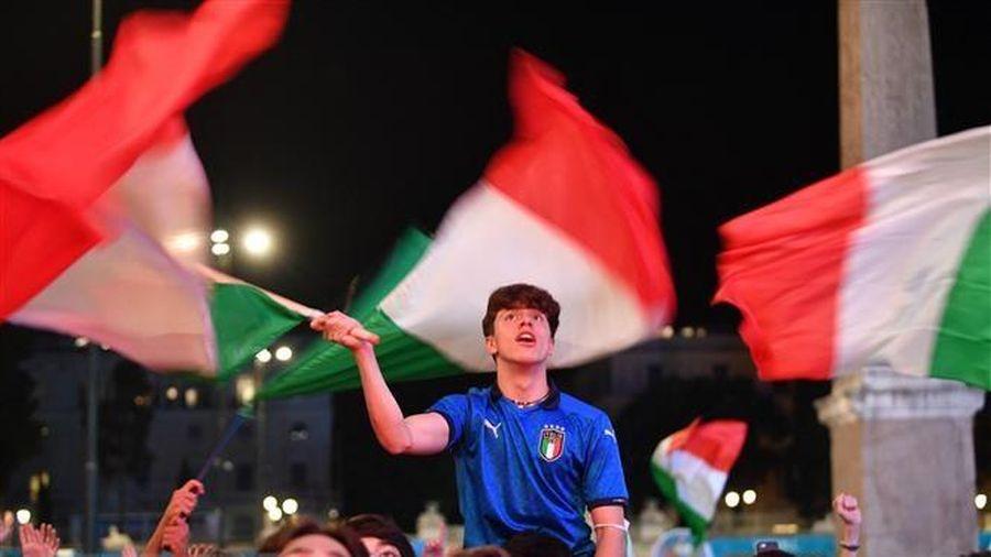 EURO 2020: 'Quả ngọt' cho Italy từ thất bại World Cup 2018