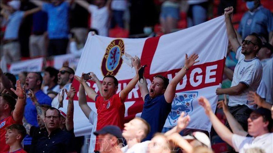 Sân Wembley 'nới' thêm lượng khán giả cho bán kết và chung kết EURO 2020