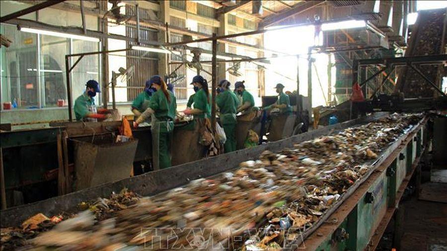 Nhân rộng các mô hình quản lý rác thải tổng hợp và toàn diện