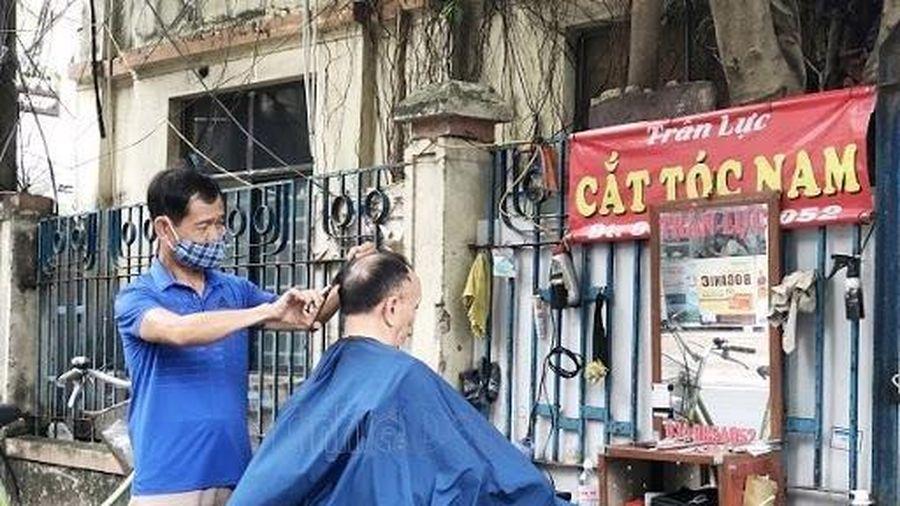 May đo, cắt tóc, gội đầu, giặt là phải đóng thuế 7%