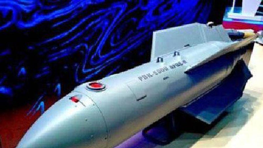 'Sức mạnh đáng sợ bom chùm tàng hình Nga'