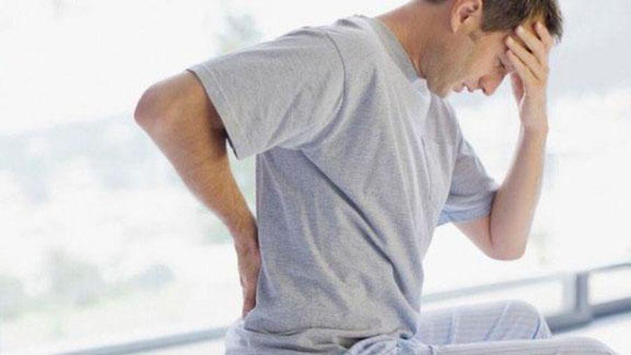 6 cơn đau thường gặp báo hiệu cơ thể đang gặp nguy hiểm, bị đau lưng tuyệt đối đừng chủ quan