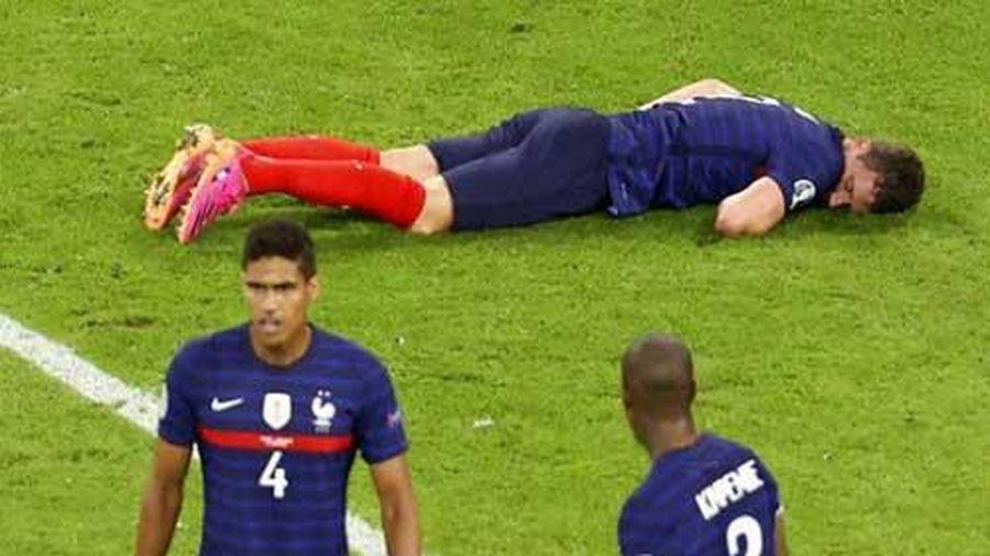 ĐT Pháp bị UEFA 'sờ gáy' sau trận thắng Đức