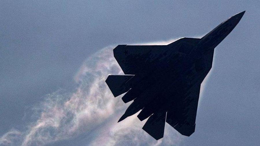 Quân đội Nga bắt đầu hiện đại hóa tiêm kích Su-57