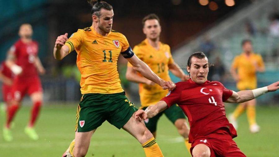 EURO 2020: Bale kiến tạo tuyệt đỉnh giúp Xứ Wales đánh bại Thổ Nhĩ Kỳ