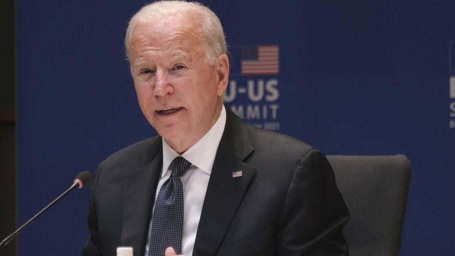 Sau đàm phán với Putin, Biden nói đùa: Mỹ 'đã xâm lược' Nga