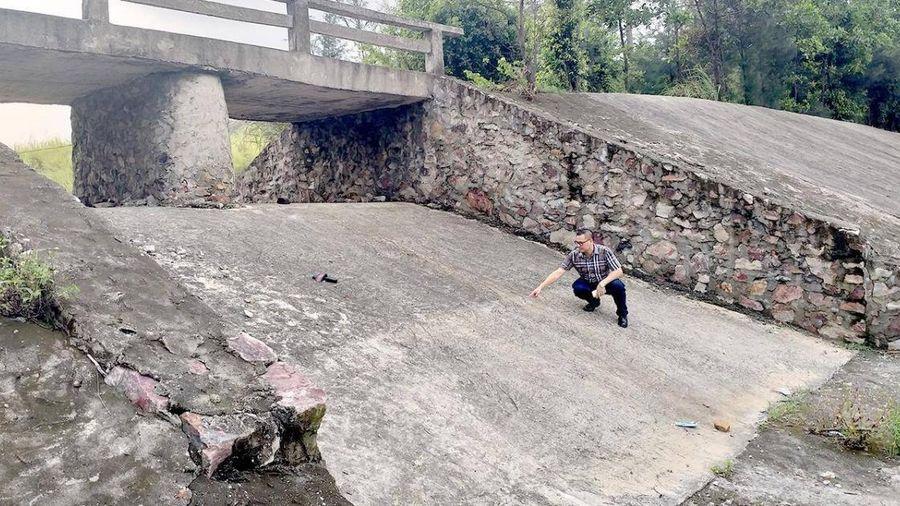 Quảng Ninh: Sau cải tạo và tận thu than, hồ Cầu Cuốn thành hồ 'chết'