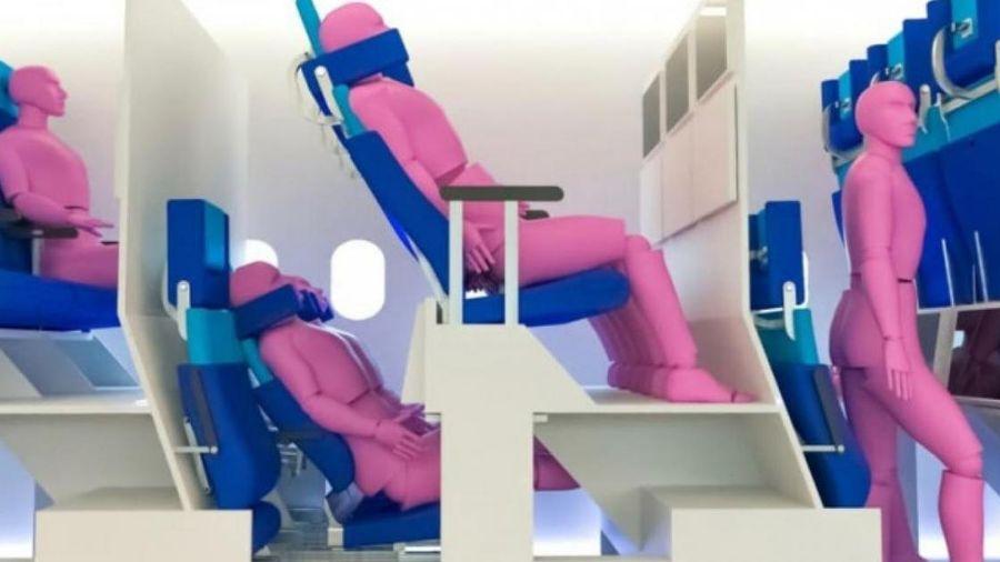 Chiêm ngưỡng những thiết kế ghế máy bay độc đáo nhất năm 2021