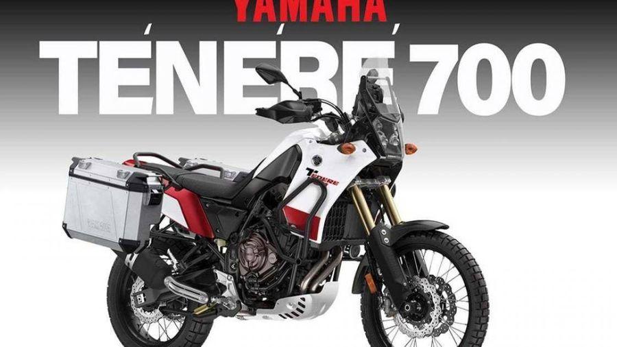 Xe phân khối lớn Yamaha sắp đổ bộ thị trường Việt Nam