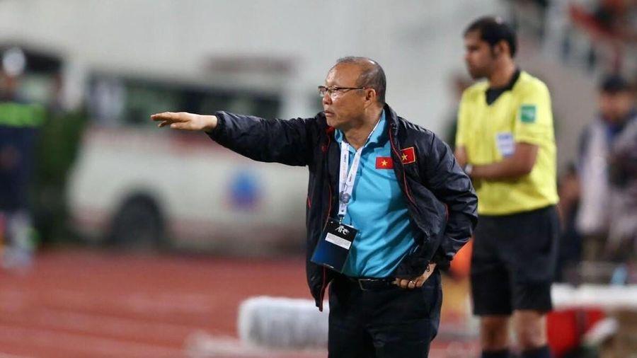 HLV Park Hang Seo nói về hợp đồng sắp hết hạn với VFF, sợ ĐTVN gặp Hàn Quốc