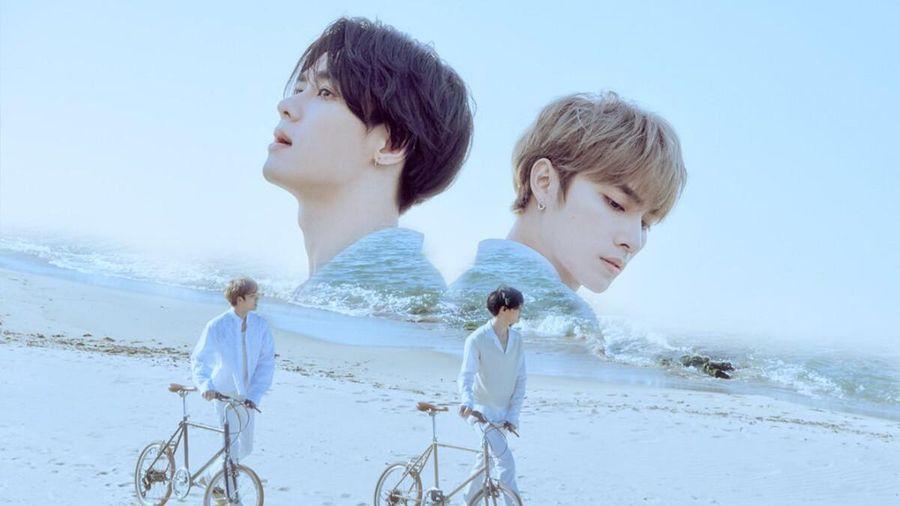 Bộ đôi KUN & XIAOJUN (WayV) hát tình ca trong MV đậm chất điện ảnh 'Back To You'