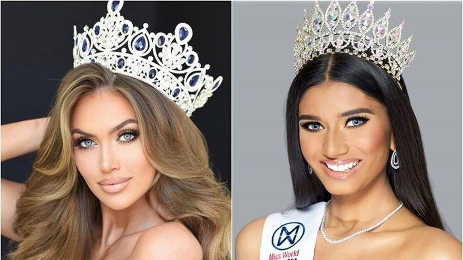 Đại diện Mỹ tại Miss Supranational trả lại vương miện vì lý do cá nhân: Nhan sắc Ấn Độ được thay thế