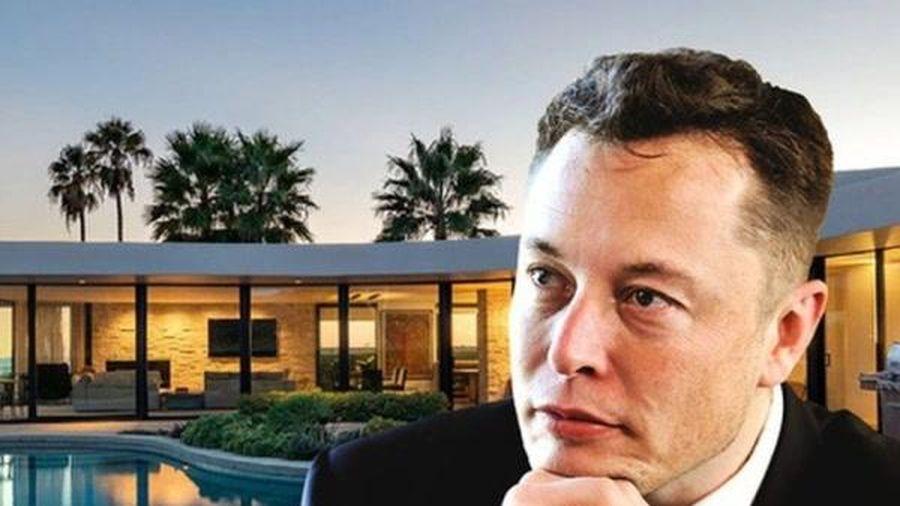 Tỷ phú Elon Musk rao bán căn nhà cuối cùng