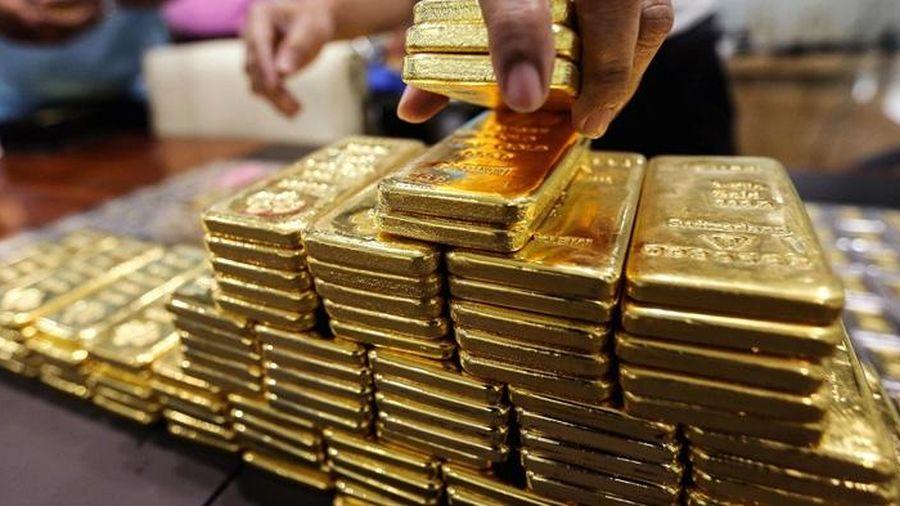 Doanh nghiệp FDI nhập khẩu vàng nguyên liệu theo cơ chế một cửa
