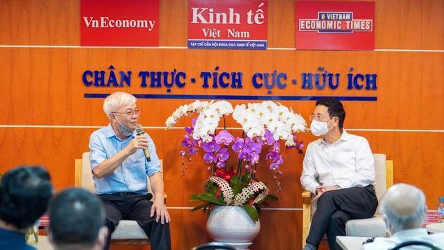 Bộ trưởng Nguyễn Mạnh Hùng: 'Trước khi được giao trọng trách, luôn là sự thử thách'